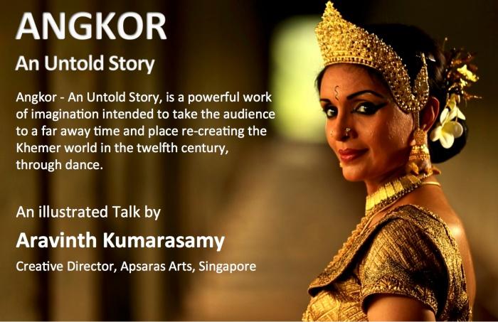 Angkor An Untold Story by Aravinth Kumarasamy