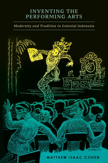 Cover of Inventing the performing arts