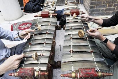 Segara Madu - hands