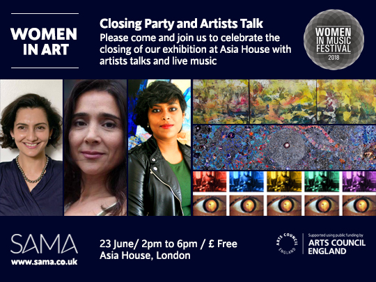 Artists Talk and Closing party-23june